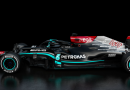 Mercedes Unveil Their Striking Black & Silver W12 Challenger for 2021 F1 Season