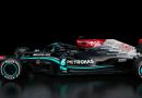 Mercedes Unveil Their Striking Black & Silver W12 Challenger for 2021 F1 Season