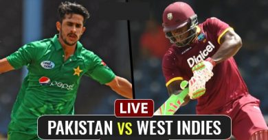 Pakistan vs West Indies 2021 Cricket Matches Schedule