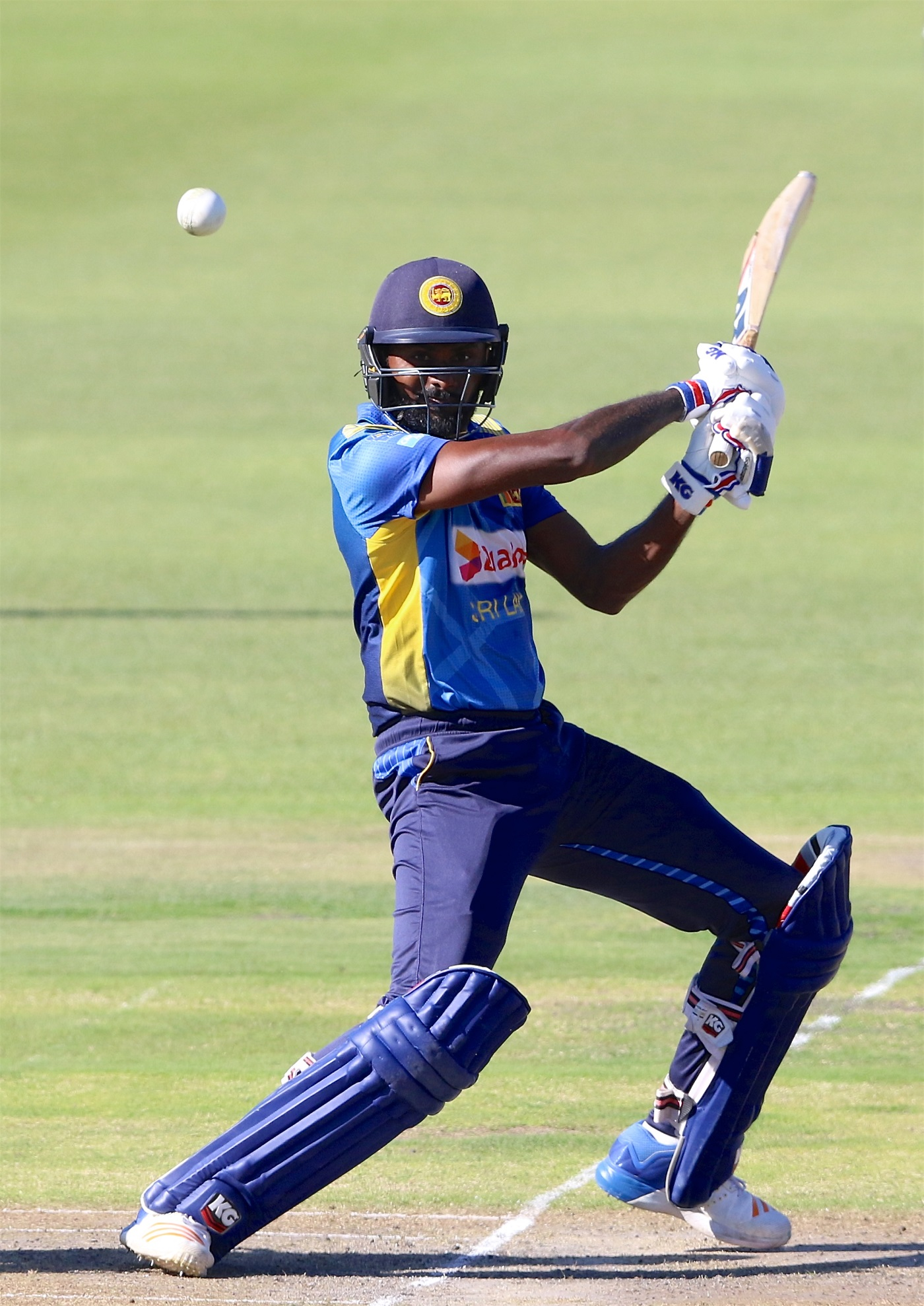 Sri Lankan Fast-Bowler Udana