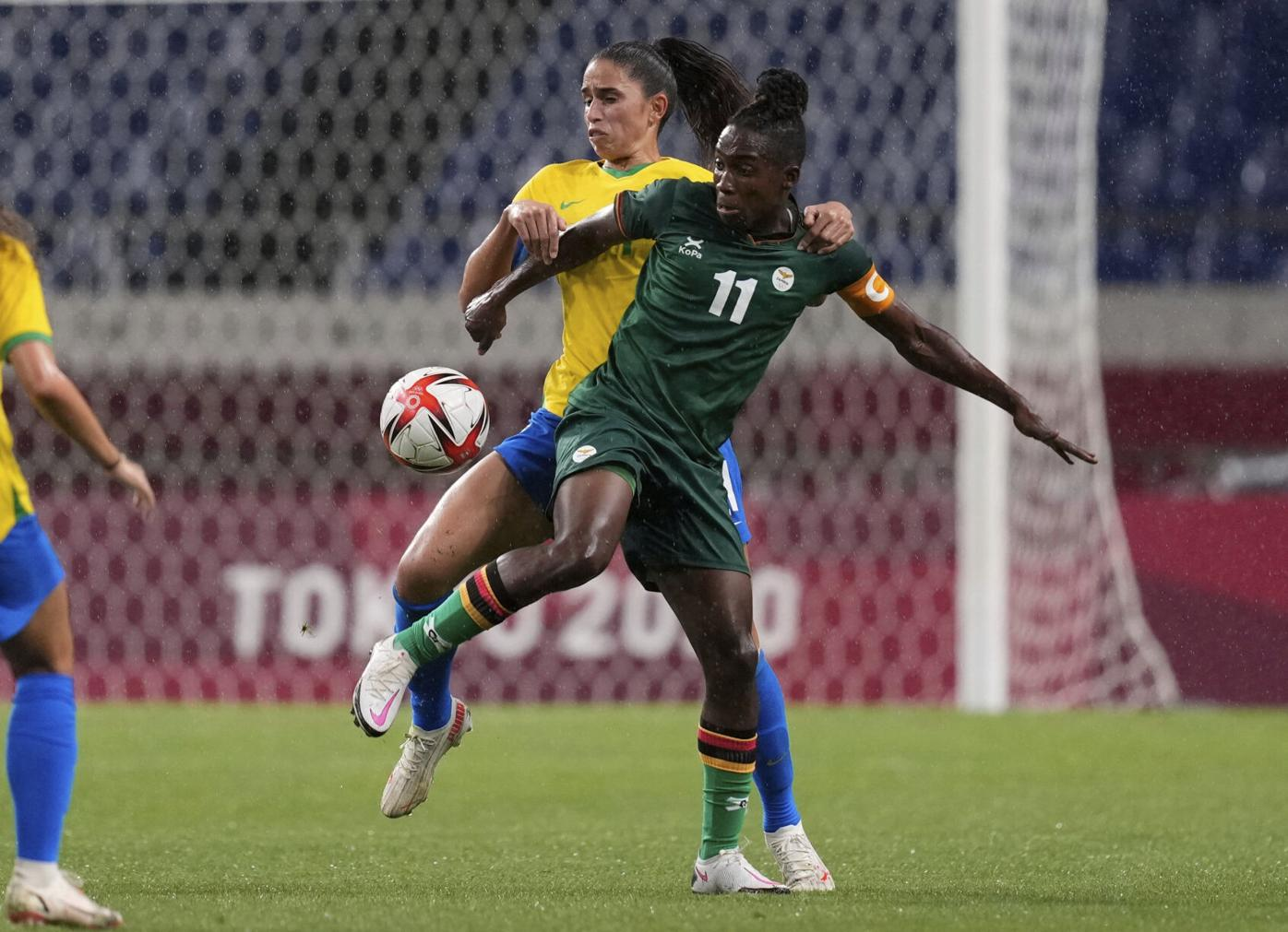 Brazil Qualifies for Quarterfinals with Canada