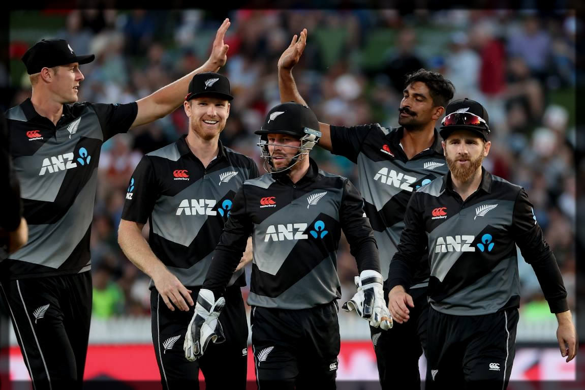 New Zealand Announce Team for t20