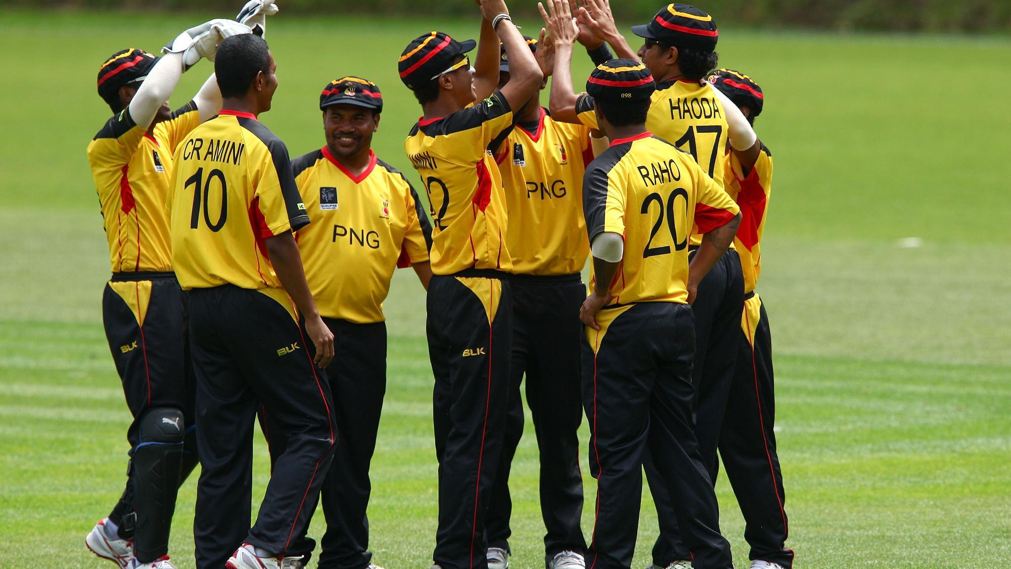 Papua New Guinea Matches Schedule T20