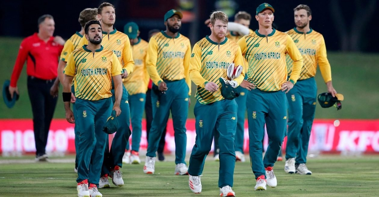 South Africa Matches Schedule T20