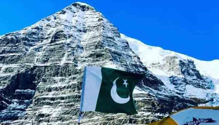 Pakistani Mountaineer Sirbaz Khan